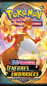 Booster Pokémon - ténèbres embrasées(🇫🇷)