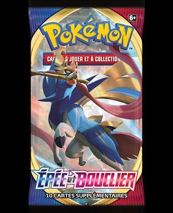 Booster Pokémon - Epée et Bouclier (🇫🇷)
