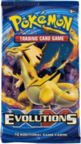 Booster Pokémon - Evolution XY (🇫🇷)