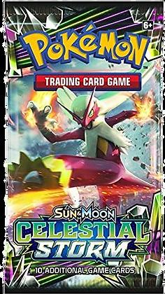 Booster Pokémon - Celestial (🇫🇷)