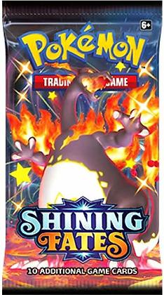 Booster Pokémon - Shining (🇫🇷)
