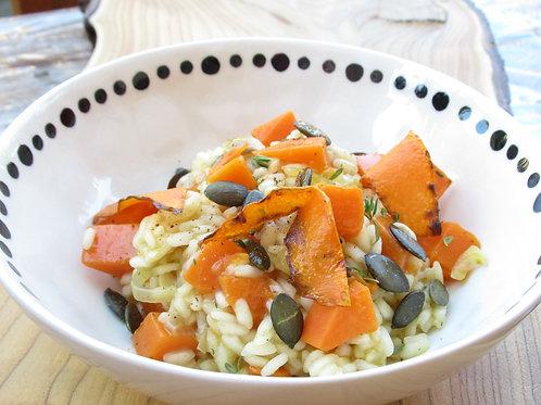 Prestation Chef à domicile - Menu Végétarien pour 2 pers.