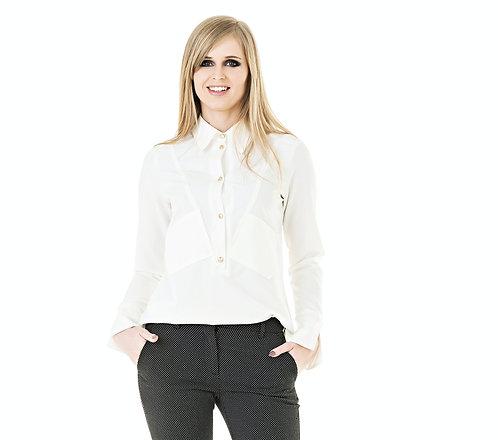 """Palaidinė/marškiniai """"White elegant"""""""