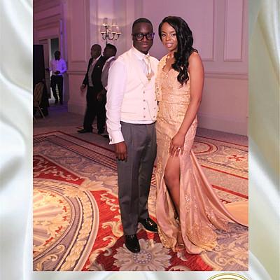 Chinnelle & Femi Wedding