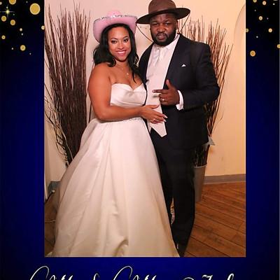 Ricardo & Entrina Wedding