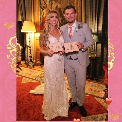Mr & Mrs Baxter