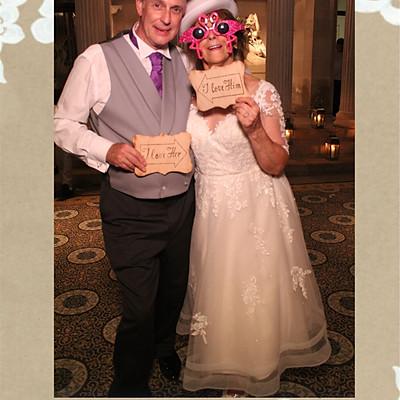 Clive & Pauline Wedding