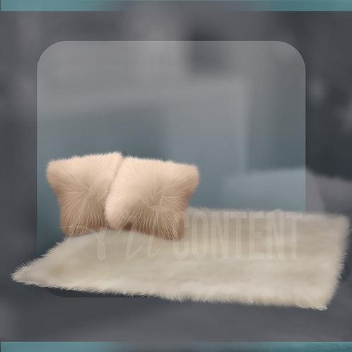 CU/PU Warm Christmas Carpet