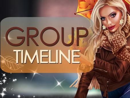 Group Timeline