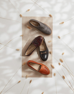 Online Shoes Catalogue, assisting Carlee Wallace. Shot by Kirsty Tang.