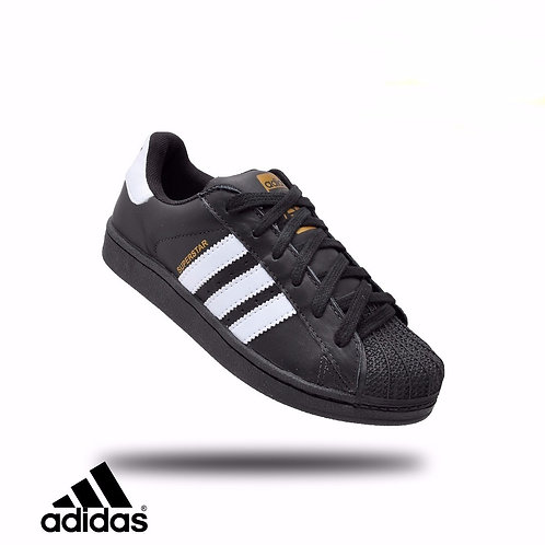 Tênis - Adidas Superstar Preto