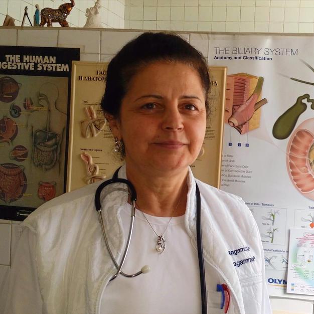 д-р Гиргина Стоянова