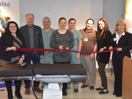 Ouverture officielle de la clinique de chirurgie bariatrique à l'Hôpital régional d'Edmundston