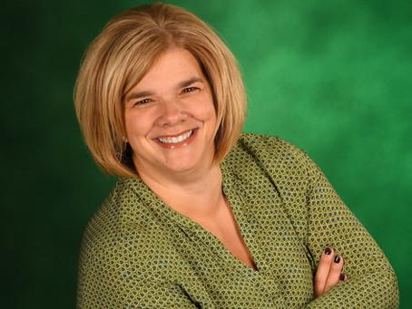 Nouvelle directrice générale à la Fondation HRE