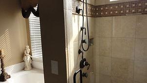 Handyman remodel bathroom