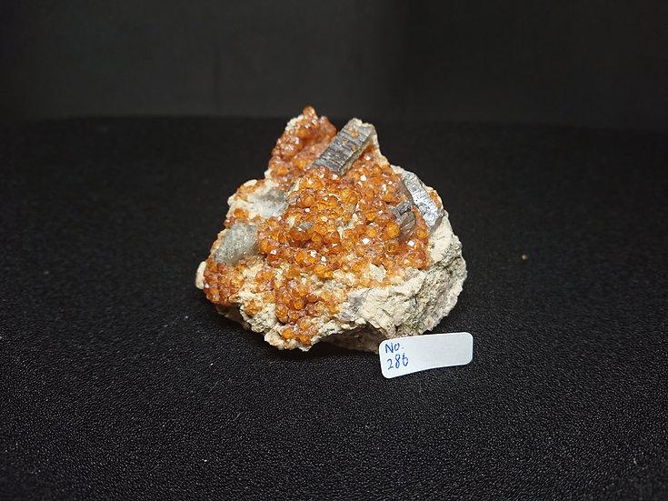 Spessartite Garnet (No. 286)