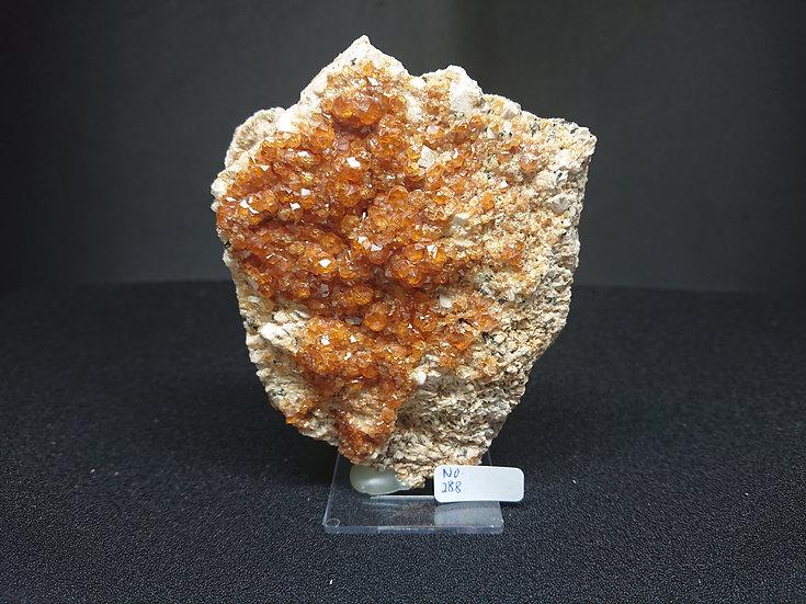 Spessartite Garnet (No. 288)