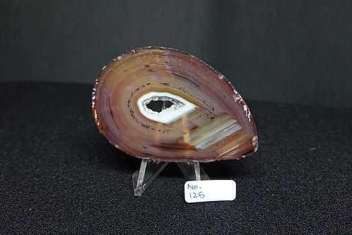 Agate Slice (No. 125)