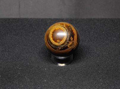 Tiger Eye Sphere
