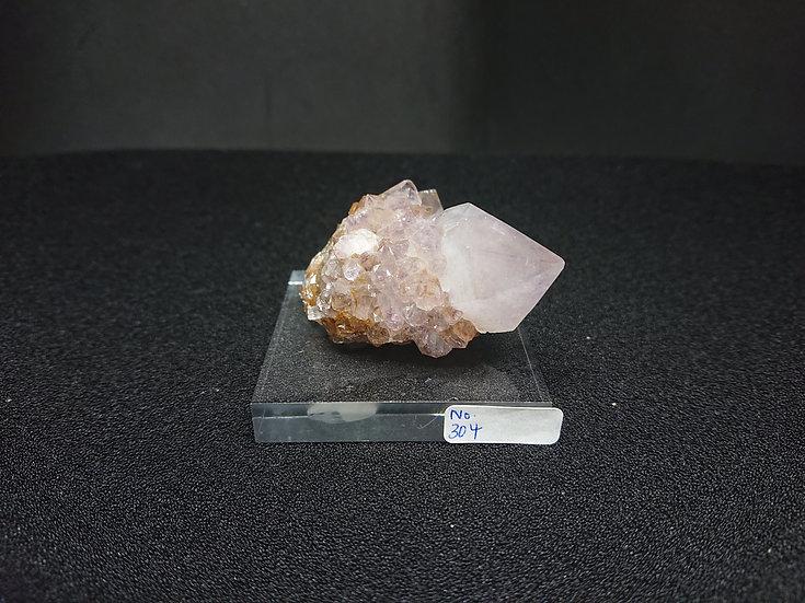 Amethyst Quartz (No. 304)