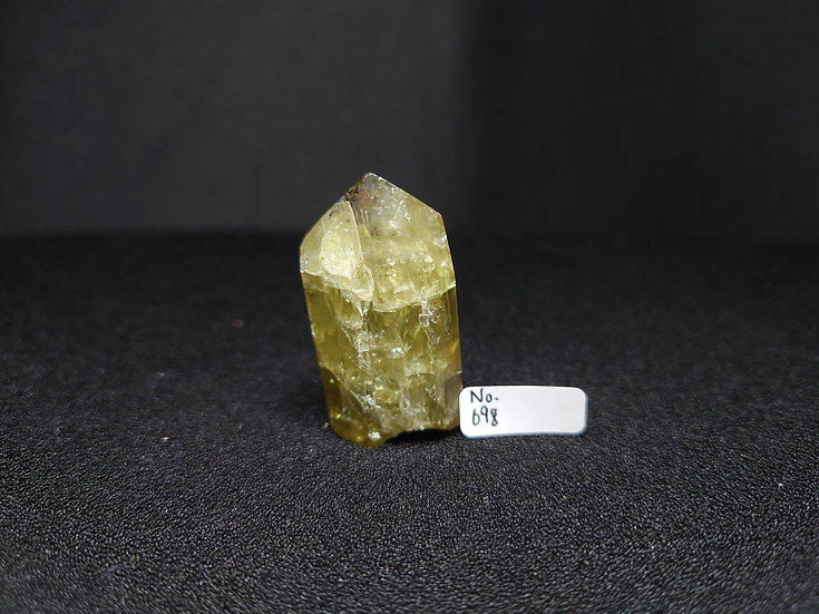 Green Apatite (No. 698)