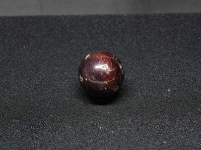 Star Garnet Sphere
