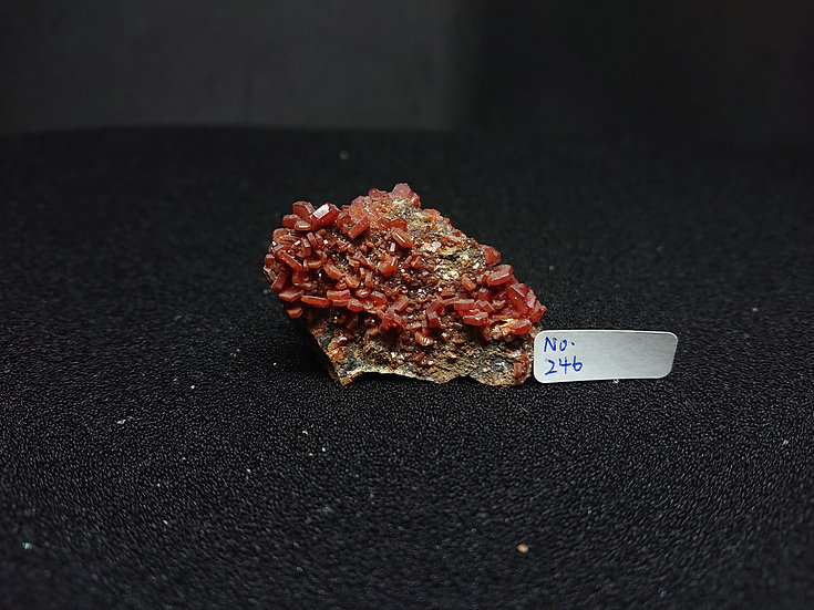Vanadinite (No. 246)