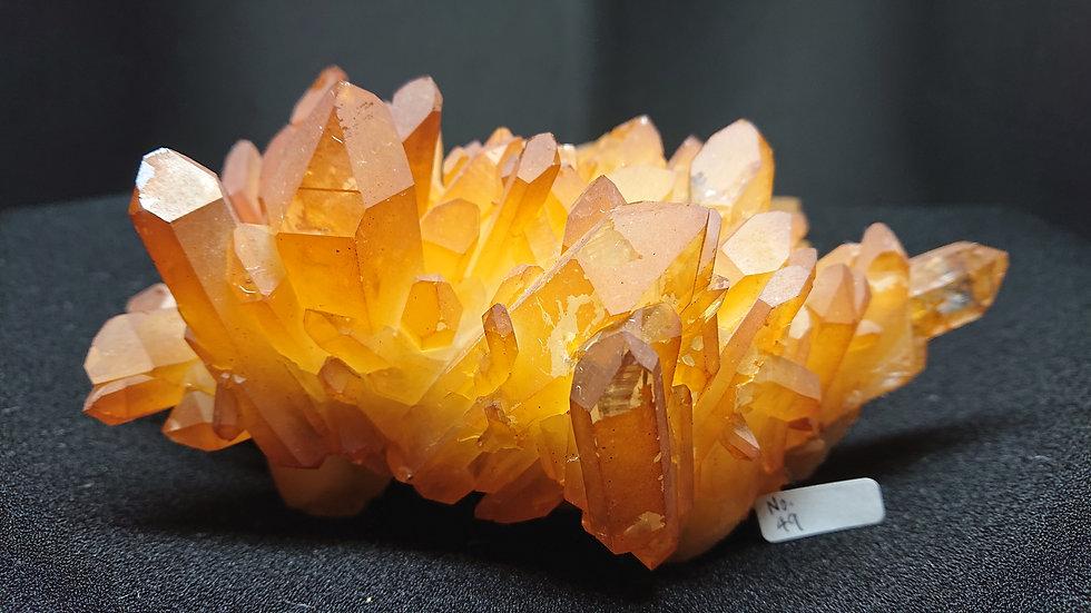 Golden Healer Cluster Crystals No. 49