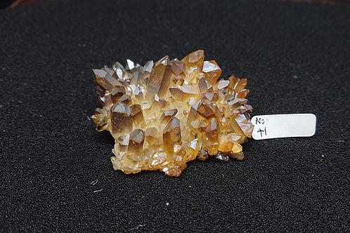 Golden Healer Cluster Crystal No. 41