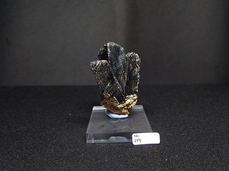 Black Beryl (No. 674)
