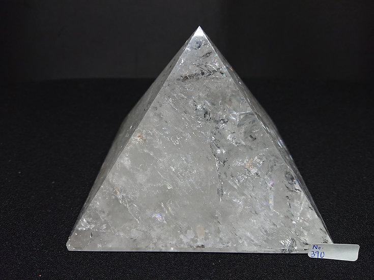 Clear Quartz Pyramid (No. 390)