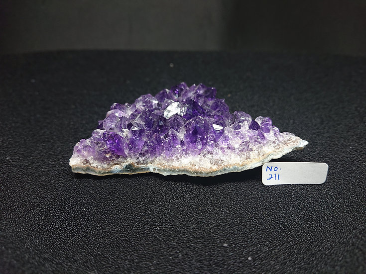 Amethyst Cluster (No. 211)