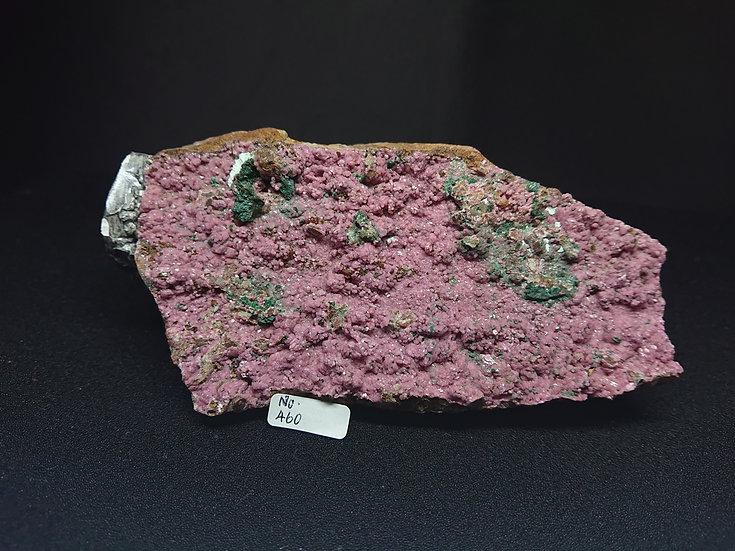 Spherocobaltite (No. 460)