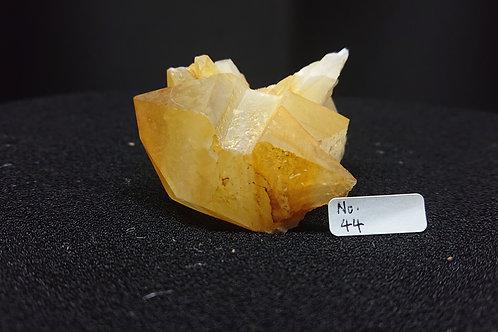 Golden Healer Cluster Crystal No. 44