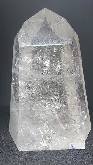 Clear Quartz Generator (No. 192)