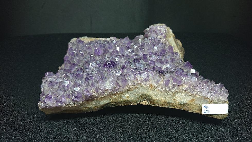 Amethyst Cluster (No. 201)