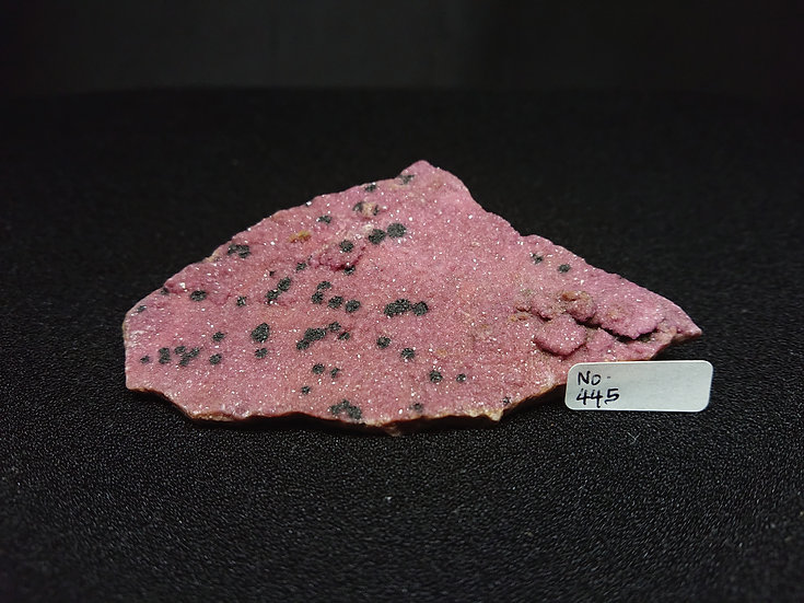 Spherocobaltite (No. 445)