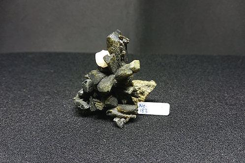 Prehnite & Epidote (No. 183)