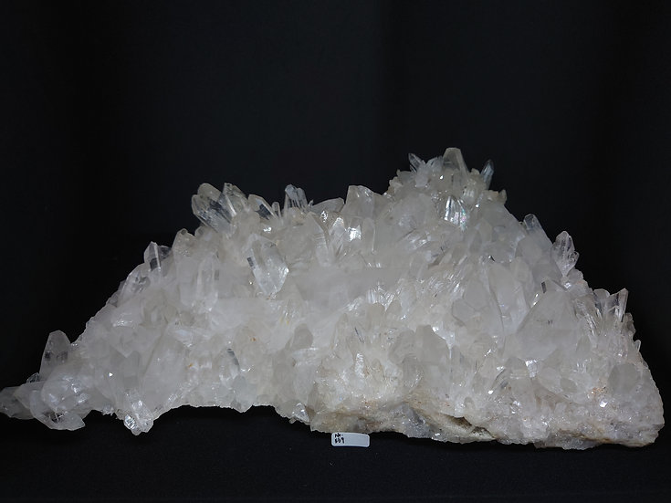 Clear Quartz Cluster (No. 569)
