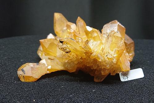 Golden Healer Cluster Crystal No. 57