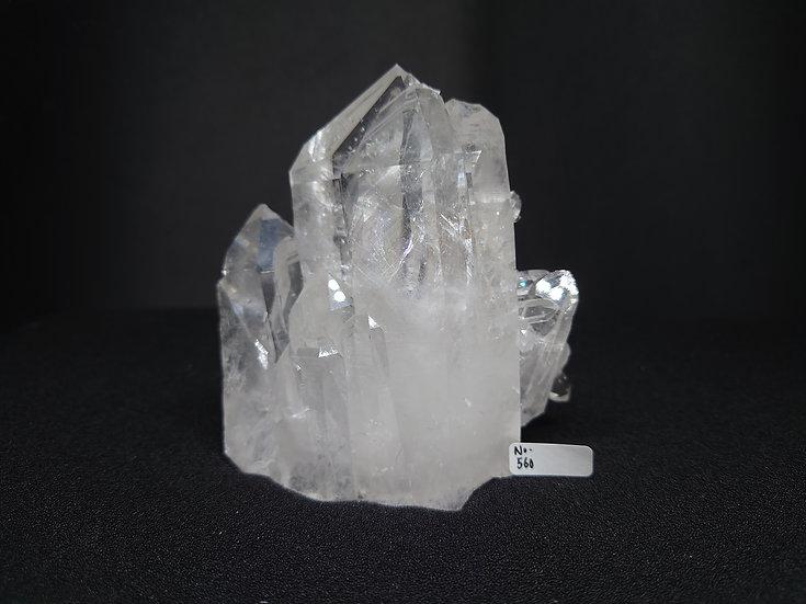 Clear Quartz Cluster (No. 560)