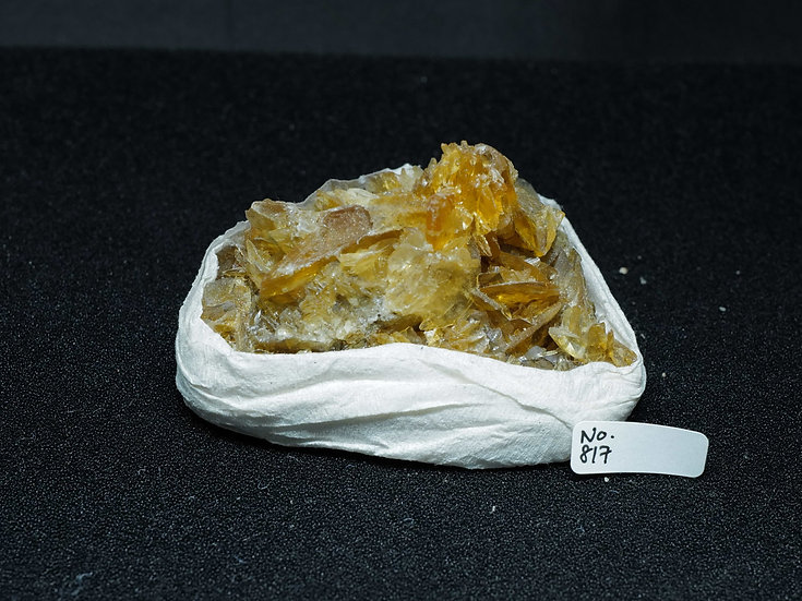 Golden Selenite (No. 817)