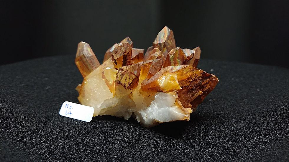 Golden Healer Cluster Crystal No. 64