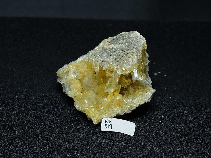 Golden Selenite (No. 819)
