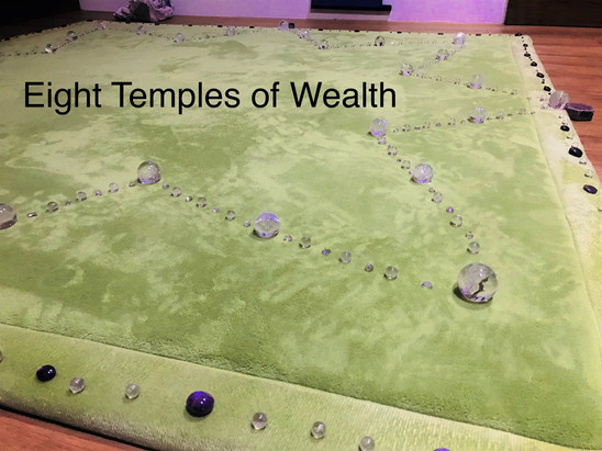 Eight Temples Of Wealth