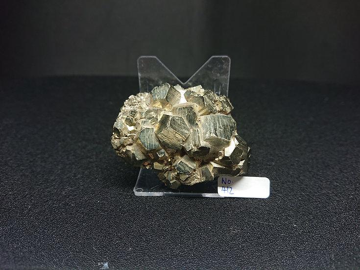 Pyrite (No. 412)