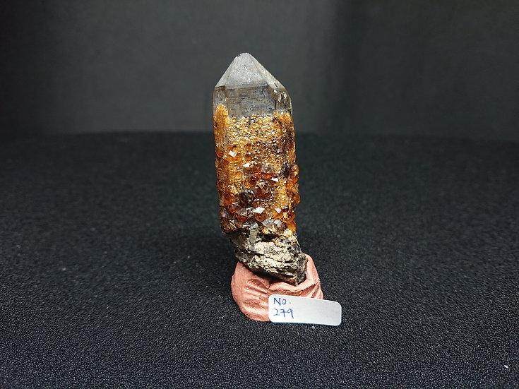 Spessartite Garnet (No. 279)