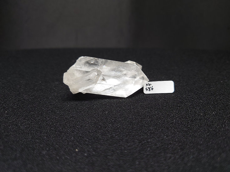 Quartz Crystal Cluster (No. 586)