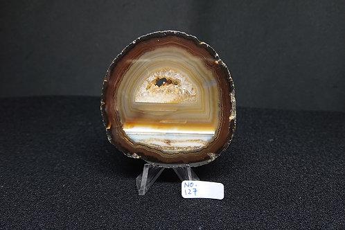Agate Slice (No. 127)