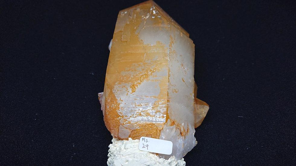 Golden Healer Cluster Crystal No. 29